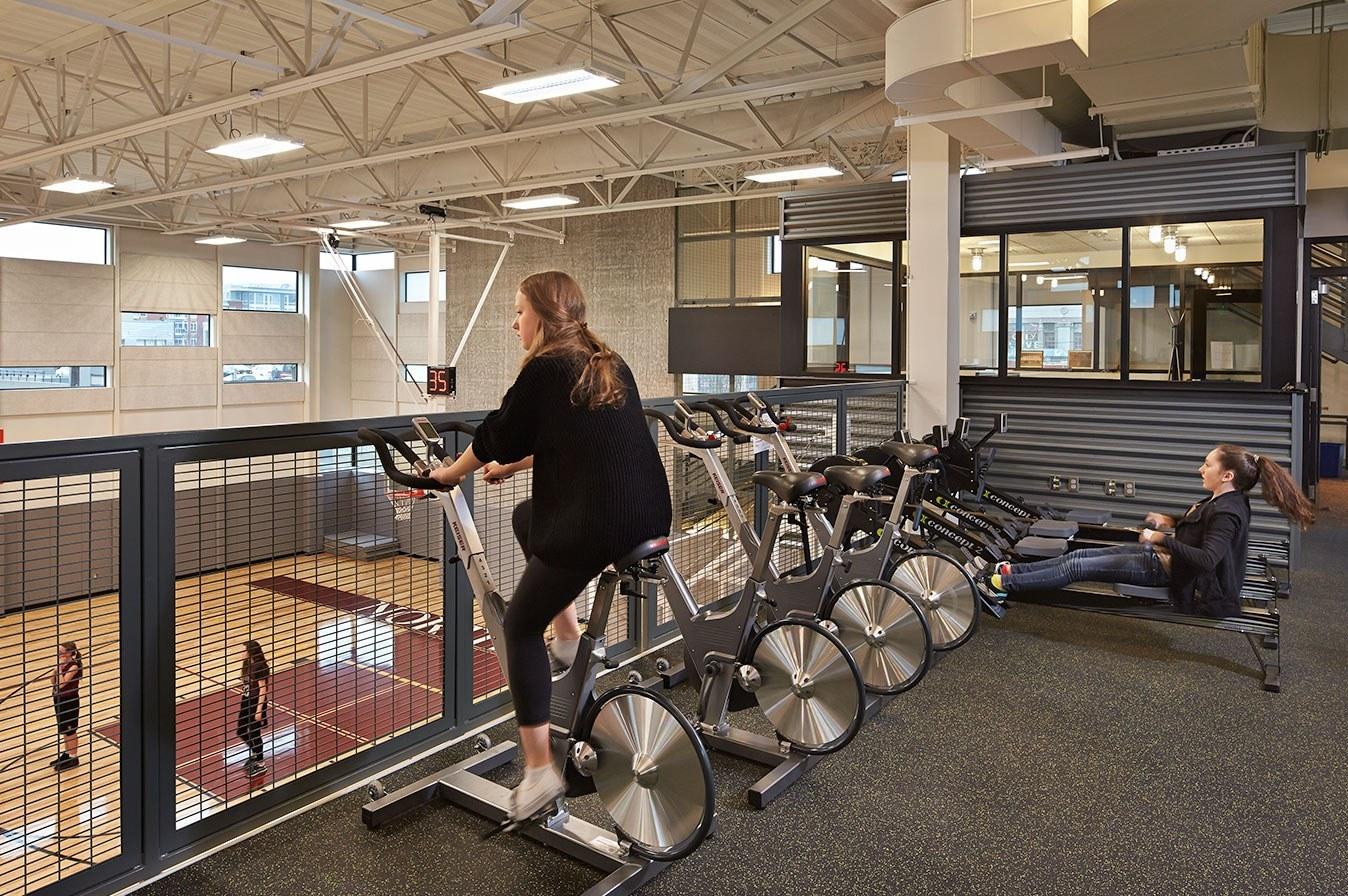 401EPike gym
